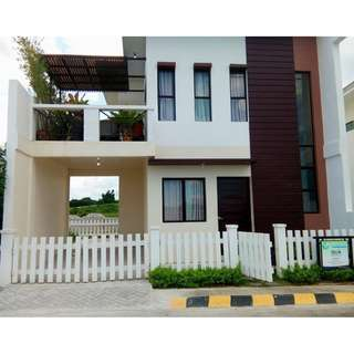 Single Attached House & Lot For Sale In Las Brisas at Tierra Del Sol Cavite