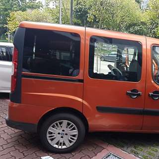 Fiat Professional Doblo Cargo 1.6 Manual Multijet Business Glaze