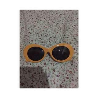kacamata yellow