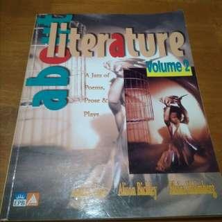About Literature Volume 2