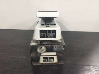 Jim Dunlop Cry Baby Bass Pedal