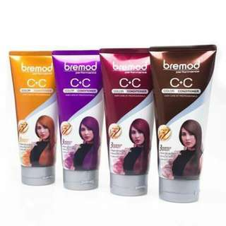 Bremod hair coloring conditioner