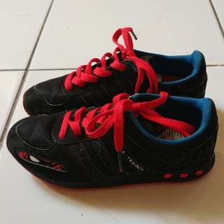 Adidas Kids LA Trainer Spiderman Original