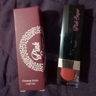 Pink Sugar Creamy Matte Lipstick (First Kiss)