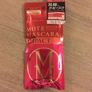 Newly Released! Mote Mascara Impact 01