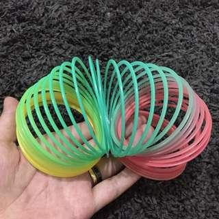 Classic rainbow toy