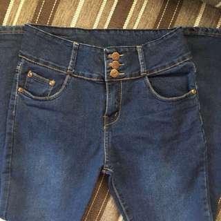 Lee overrun pants