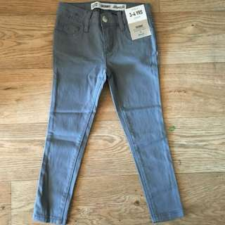 [preorder] Primark girls slim fit denim trouser (1.5-8yrs)