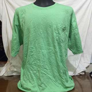 STAFFORD mint green breast pocket men tshirt xl