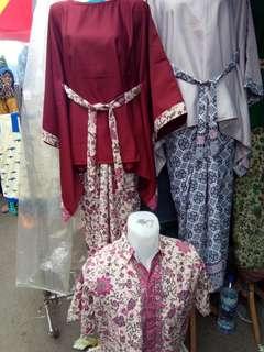 Baju batik couple
