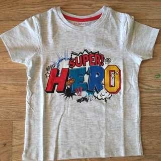 [preorder] Primark boys tshirt (1.5-8yrs)