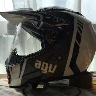 AGV AX8 DS Evo GT Helmet