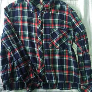 Pull & Bear Flannel