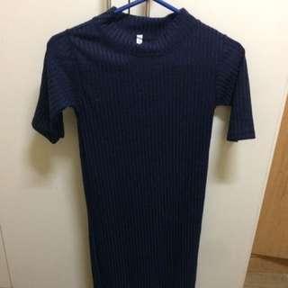 Unbranded Turtleneck Dress