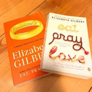 Committed + Eat Pray Love
