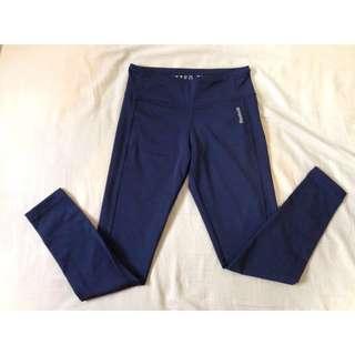🔸🐿Reebok女版深藍Leggings /size S