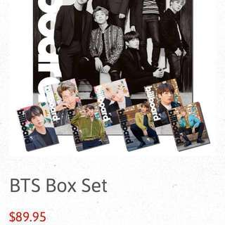 [non-profit sharing 2] billboard bts box sets