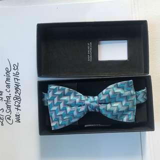 thimas pink bow tie biru london