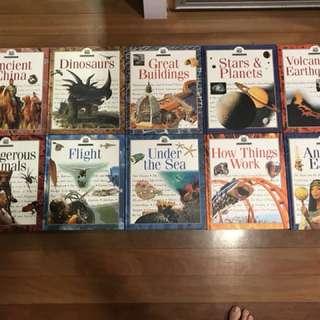 Time Life Encyclopedia for Children