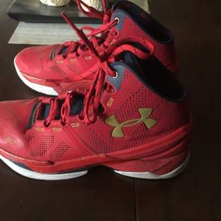 Underarmour Curry 2 Floor General