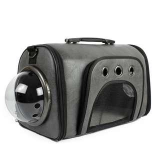 太空艙毛寶貝貓狗外出便攜箱袋