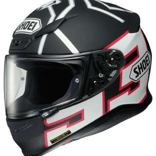 SHOEI MARQUEZ FULL FACE HELMET