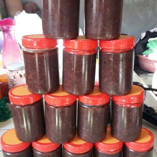Bagoong alamang(sweet&spicy)shrimp paste
