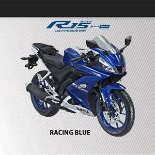 New R15 Facelift