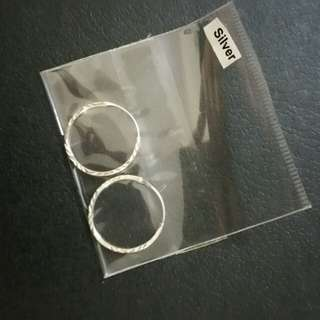 925 Hood Earrings