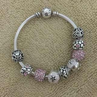 Original Pandora with charms