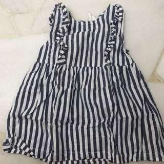 H&M baby dress preloved