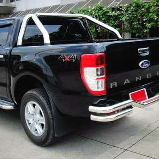 Ford Ranger XLT Single Hoop Roll Bar
