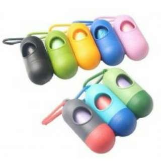 Portable Diaper Dispenser (assorted color)
