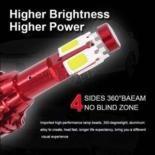 *** ULTRA Bright White LED Headlight ***