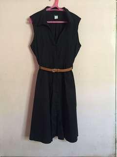 XL Black sunday dress