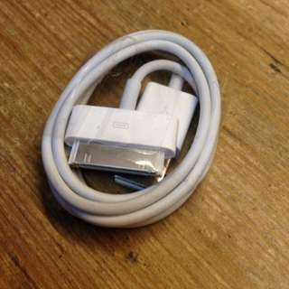 Apple iPhone Connecting Cable