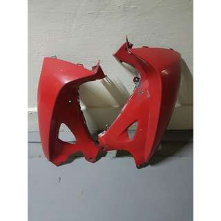 Honda Wave Side Cover Main Pipe