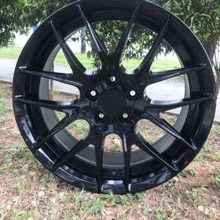 18in PCD 5-112 BE GTS-AV Rims 5-112 On Sale