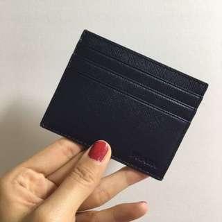 Prada man cardholder 卡片套 卡包