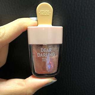 Etude House Dear Darling Tint (PK006 Jewel Red)