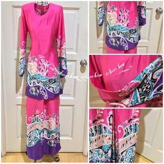 Baju Kurung Moden Batik