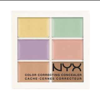 CNY SPECIAL! NYX Color Correcting Palette