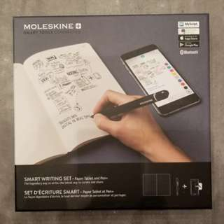 Moleskine Smart Writing Set智能書寫套装
