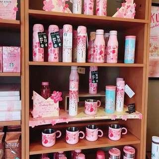 預定 2018 Starbucks 櫻花杯