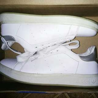 White Stan Smith Rubber Shoes