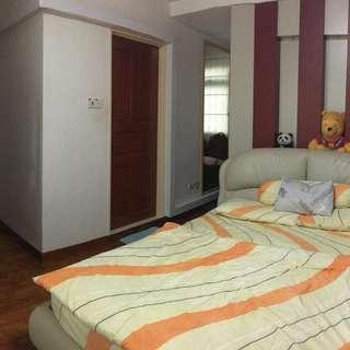 Masters Bedroom at Sengkang