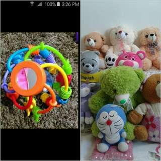 Bundled Toys