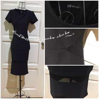 Something Borrowed Little Black Dress