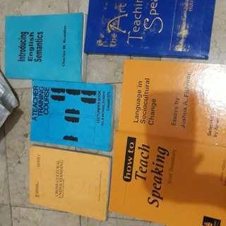 Jual buku ngajar bahasa inggris