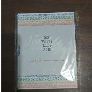 Planner by mercury drug store